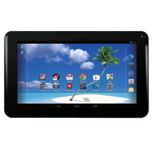Proscan PLT7650G Quad-Core 1.2GHz 512MB 8GB 7 Capacitive Touchscreen Tablet Android 5.1 w/Webcam (Black) - Mmetr