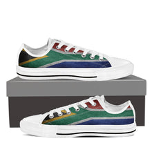 South Africa Premium Men Low Top - Express Delivery