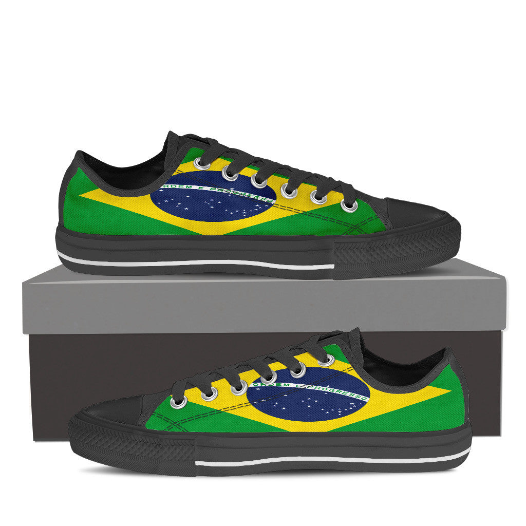 Brazil Premium Men Low Top - Express Delivery