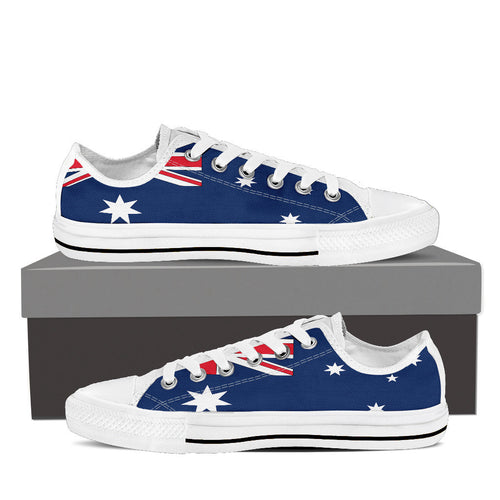 Australia Premium Men Low Top
