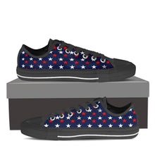 USA Stars Premium Men Low Top - Express Delivery