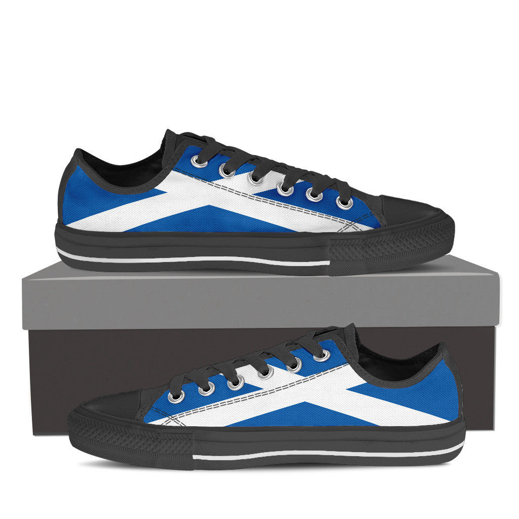 Scotland Premium Men Low Top
