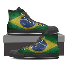 Brazil Premium Men High Top