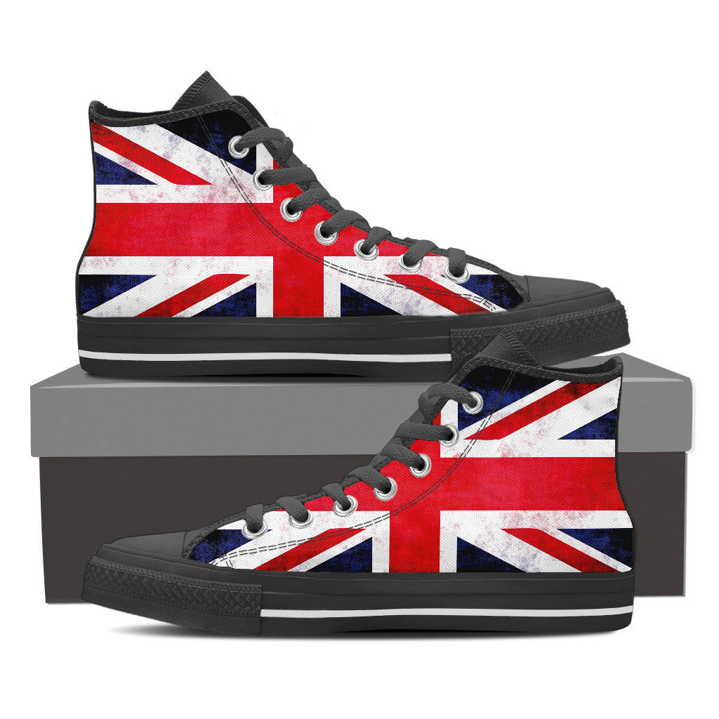 UK Premium Men High Top - Express Delivery