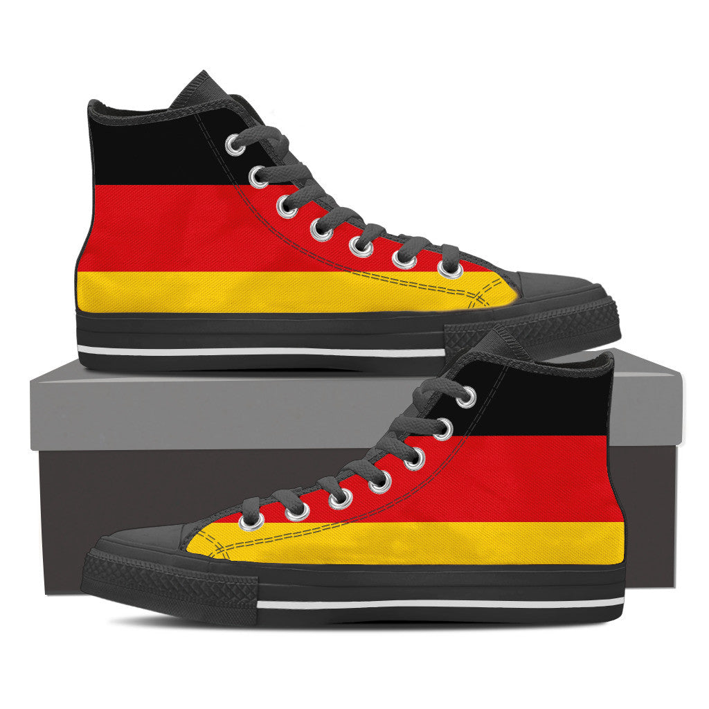 Germany Premium Men High Top - Express Delivery