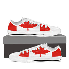 Canada Premium Men Low Top