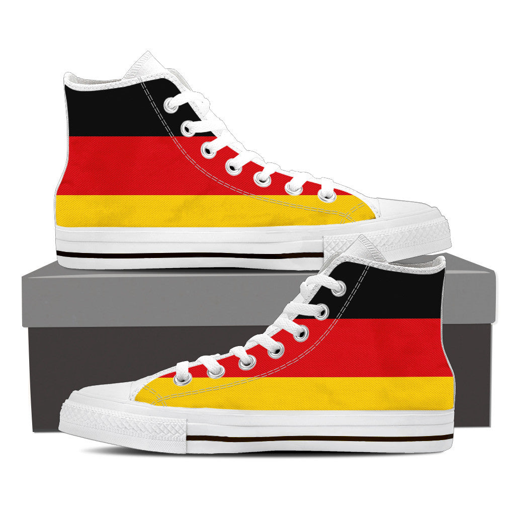 Germany Premium Women High Top - Express Delivery