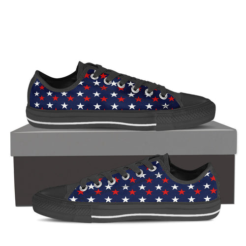 USA Stars Premium Men Low Top