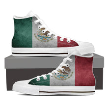 Mexico Premium Men High Top - Express Delivery