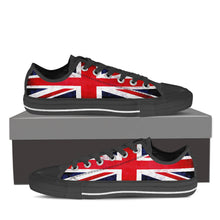 UK Premium Men Low Top