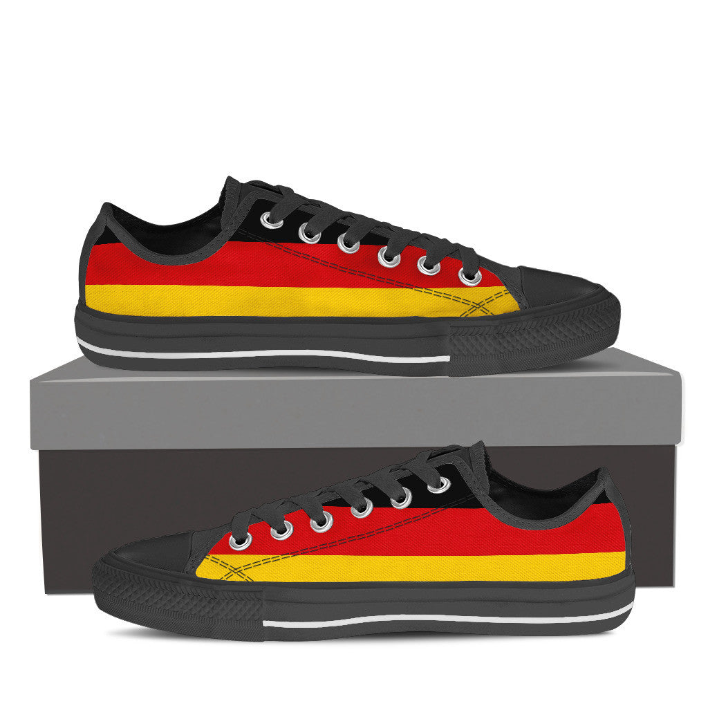 Germany Premium Men Low Top - Express Delivery