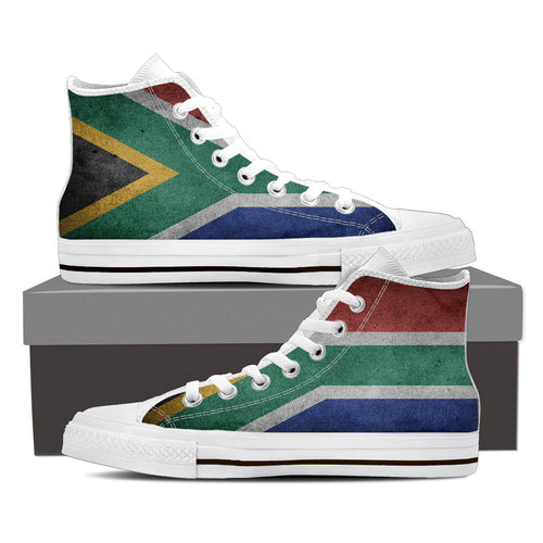 South Africa Premium Men High Top