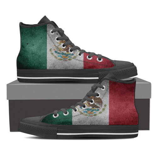 Mexico Premium Men High Top