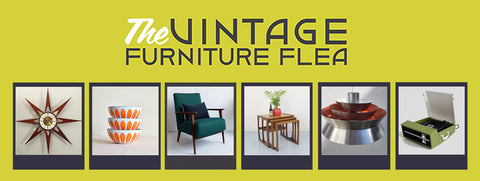 Vintage Furniture Flea - Sept and Oct 2018