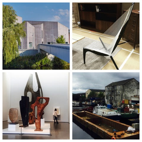 Modern Shows at The Hepworth Wakefield 3rd & 4th Feb 2018