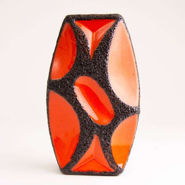 "1970s Roth Ceramic ""311"" vase from West Germany"