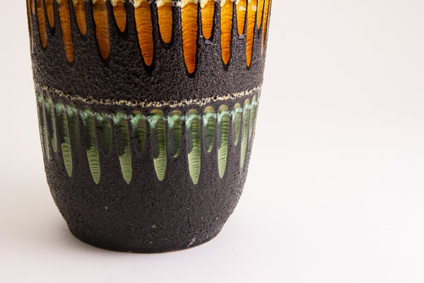 1970s West German Floorvase By Scheurich