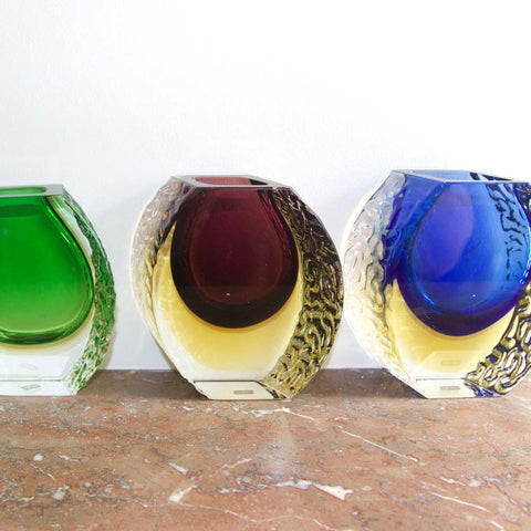 1960/70s Mandruzzato Glass from Murano