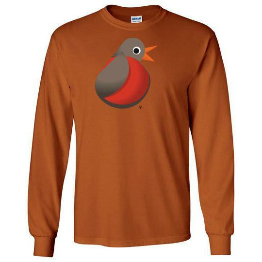 Long Sleeve Bird Boutique Logo Shirt - RelovedFabrics, - accessories, [product-vendor] - Robin, [shop-name] - robin.boutique