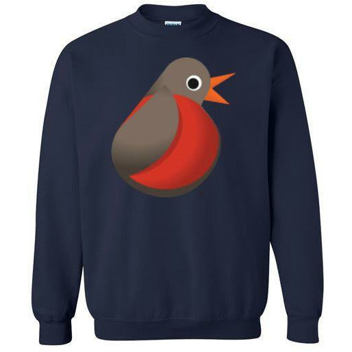 For all the Birds Sweat Shirt by Robin - RelovedFabrics,Shirts - accessories, [product-vendor] - Robin, [shop-name] - robin.boutique