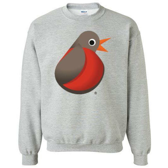 For all the Birds Sweat Shirt by Robin