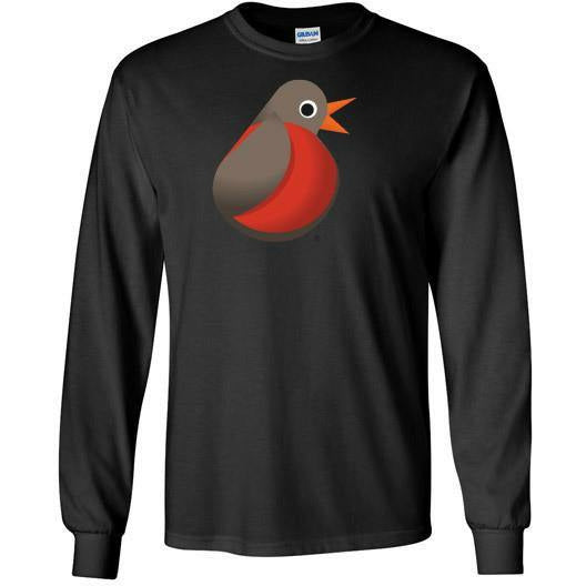 Long Sleeve Bird Boutique Logo Shirt