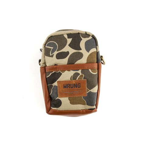 Traveler Pouch: BootCamp: Camouflage Beige, 9Couture - 9Couture