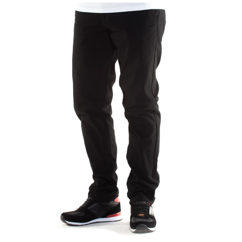 Wrung Jogger Pants: Black, 9Couture - 9Couture