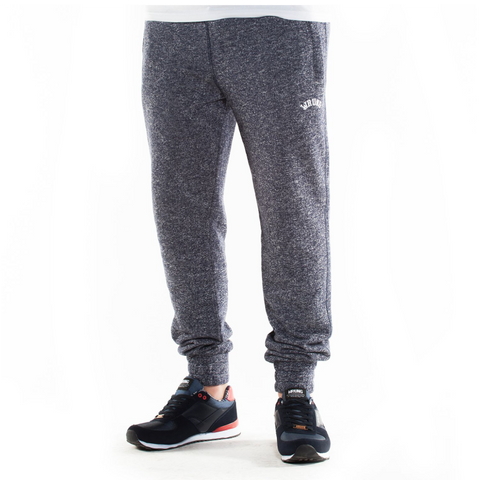 Wrung Jogger Pants: Heather Black, 9Couture - 9Couture