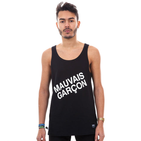 Garcon Tank Top, 9 Couture - 9Couture
