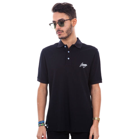 Wrung Signature Polo T-Shirt, 9Couture - 9Couture