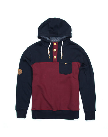 Dem Burgundy Hoodies, 9 Couture - 9Couture
