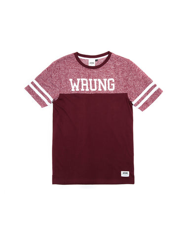 BEAST BURGUNDY T-SHIRT, 9 Couture - 9Couture