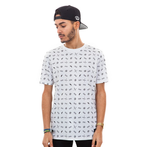 Wrung Rude Boy T-shirt, 9Couture - 9Couture