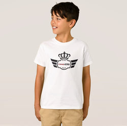 TAAG King Boy's Hanes TAGLESS® T-Shirt