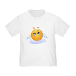 Angel Wings Toddler T-Shirt - Take Action Apparel & Gear