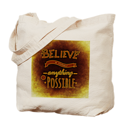 Believe Tote - Take Action Apparel & Gear