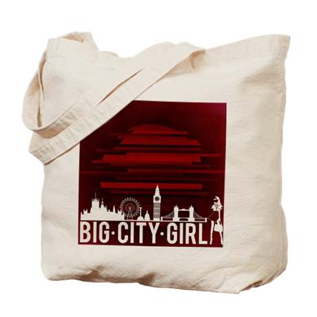 Big City Girl Tote - Take Action Apparel & Gear