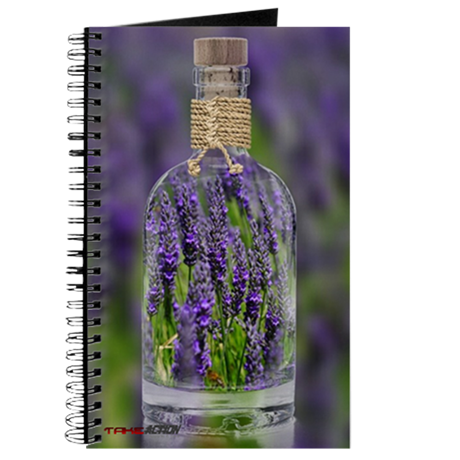 Lavender Action Journal