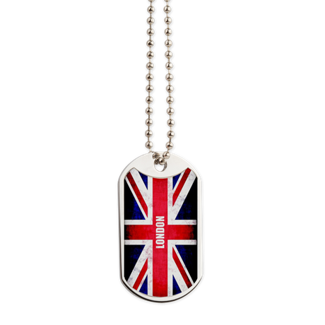 London Dog Tag