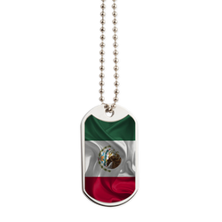#Mexico Dog Tag