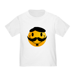 Mr. Smiley Toddler T-Shirt
