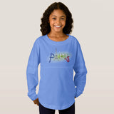 Paris Girl's Spirit Jersey Shirt