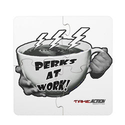 Perks at Work Coaster