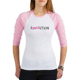 Revolution Girls Baseball Jersey T-Shirt