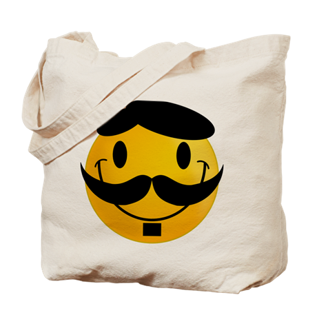 Mr. Smiley Tote