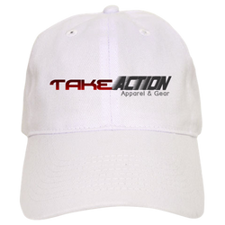 Take Action Logo Baseball Cap