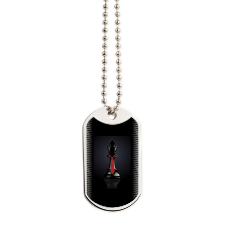The King Dog Tag