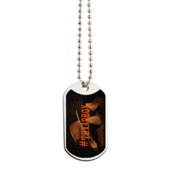 #Texasboy Dog Tag - Take Action Apparel & Gear
