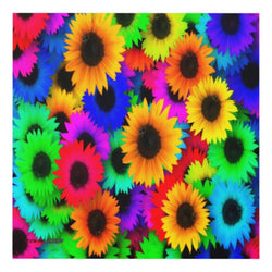 Sunflower Matte Wall Panel